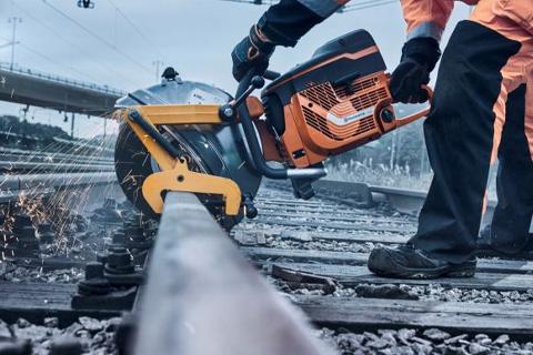 Rail Drill and Rail Saw